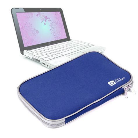 Casing Hp Mini 110 high quality blue laptop pouch holder bag w dual zip for hp mini 110 ebay