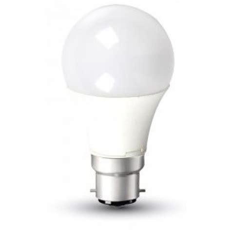 10w 60w Led Gls Bayonet Light Bulb Warm White Led Bayonet Light Bulbs