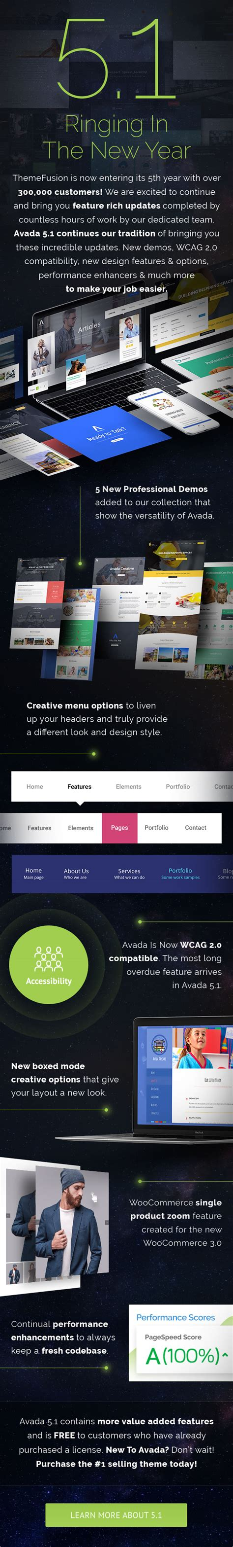 avada theme update notes avada responsive multi purpose theme by themefusion