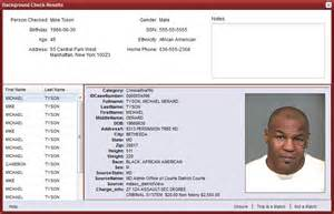 Federal Criminal Record Check Criminal History Record Criminal Background