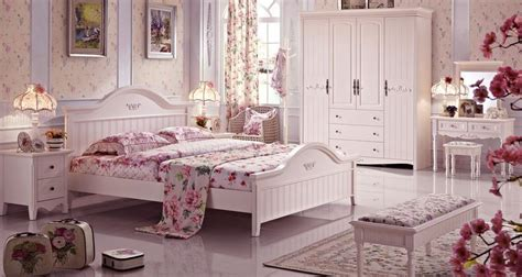 floral bedroom ideas beautiful white pink floral bedroom ideas interior