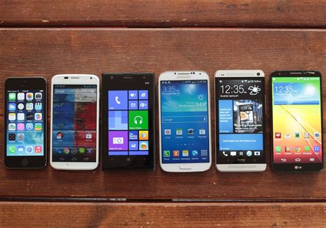 the best phone what s the best smartphone the top models nbc news