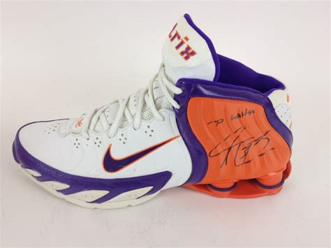 suns basketball shoes 2005 shawn marion worn suns nike basketball