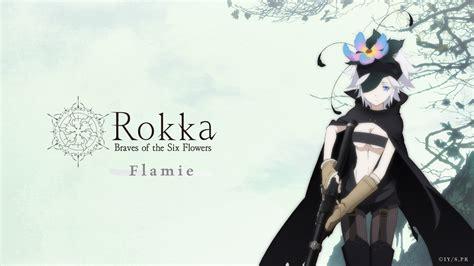 rokka no yuusha an 225 lisis rese 241 a rokka no yuusha en el foro otaku zone