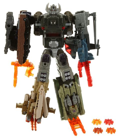 Transformers Magazine Rotf Universe Limited Edition combiners gift set only bruticus maximus transformers of the fallen rotf