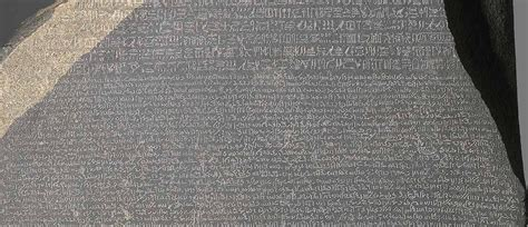 rosetta stone model british museum and sketchfab publish 3d scanned 3d model