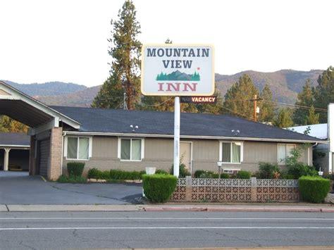 Inn Mountain View mountain view inn in yreka hotel rates reviews in orbitz