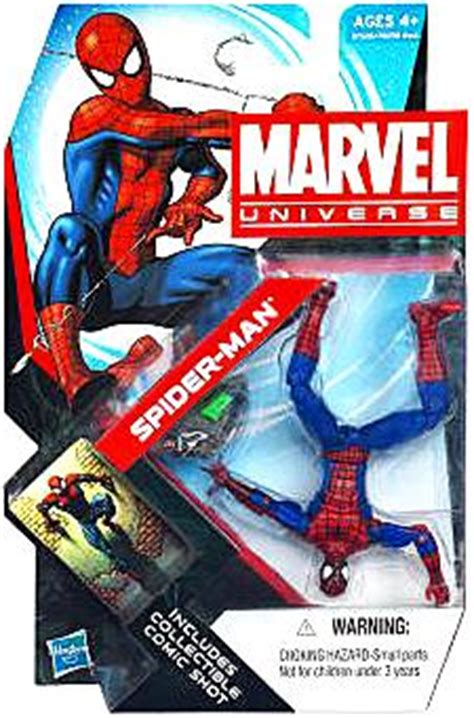 Necapaific Crim Ultimate Dipsy Dangers marvel universe series 18 spider figure 7 on sale at toywiz