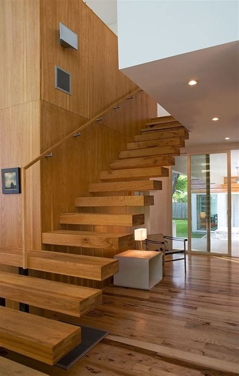 Timber Stairs Design World Of Architecture 30 Wooden Types Of Stairs For Modern Homes