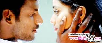 gif format to word document actor visal shreya lip lock vishal shriya liplock