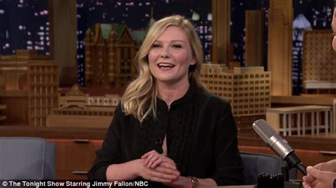 Ill What Shes Kirsten Dunst And Uberlube by Kirsten Dunst Reveals Details About Engagement Daily