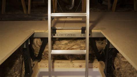 board  loft  storage fitting loft board