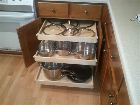 pull out cabinet shelves lowes pull out pantry shelves kitchen cabinet pull out shelves