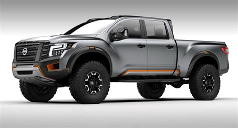 truck nissan titan 2016 nissan titan warrior concept picture 661592 truck