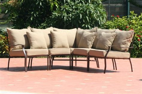 Cyber Monday Patio Furniture by Black Friday 7pc Hton Patio Furniture Sectional