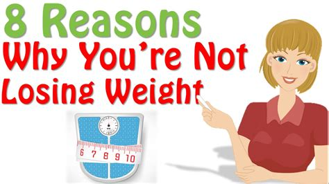 8 Reasons Not To Get A by Why Am I Not Losing Weight 8 Reasons Why Losing Weight