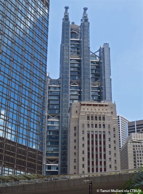 hong kong and shanghai banking corporation headquarters