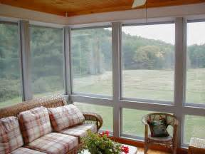 Windows For Porch Inspiration Installing Windows For Screened Porch Sunroom
