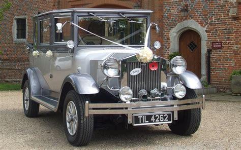 Wedding Car Ipswich by Vintage Style Wedding Car Hire In Suffolk And Essex
