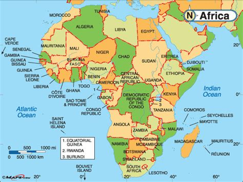 africa map 2012 what is africa without the horn foreign affairs 14