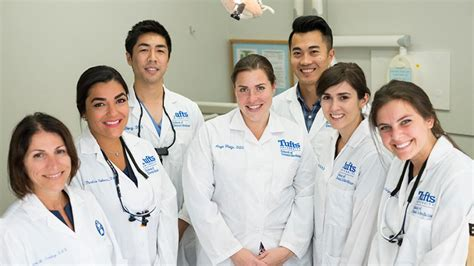 Tufts Dental School Mba Program by Advanced Education In General Dentistry School Of Dental