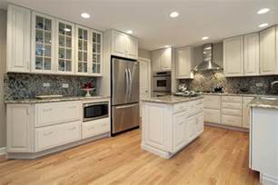 Kitchen Colors With White Cabinets by 59 Luxury Kitchen Designs That Will Captivate You