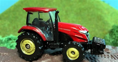 Tomica Yanmar Tractor Ecotra Eg300 Series clk s model car collection clk の車天車地 tomica no 83 yanmar tractor yt5113 トミカ no 83 ヤンマー