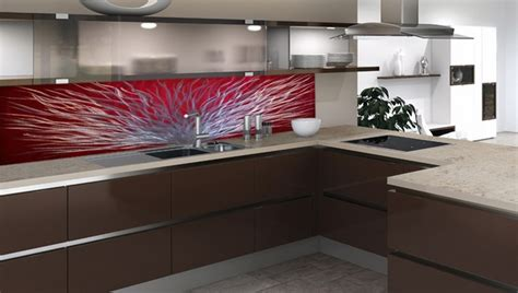 modern kitchen backsplash ideas tiles glass or