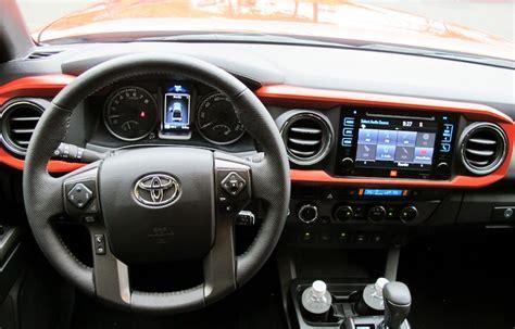 Tacoma 2016 Interior by 2016 Toyota Tacoma Mid Size Drive Wheels Ca