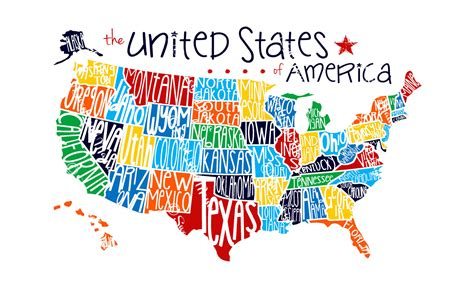 us map name the states us map united states of america playroom by