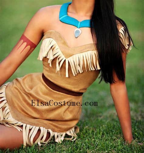 Handmade Pocahontas Costume - pocahontas costume handmade by ppdls34