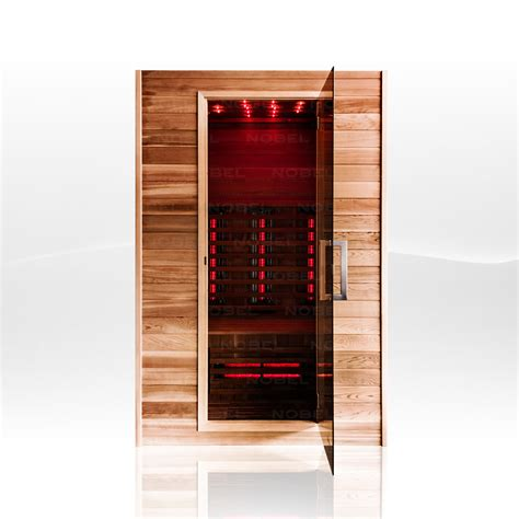 nobel sauna 130 nobel 130 infrarood