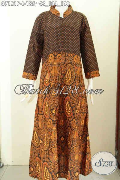 Gamis Wanita Terkini desain baju batik gamis wanita terkini abaya batik elegan
