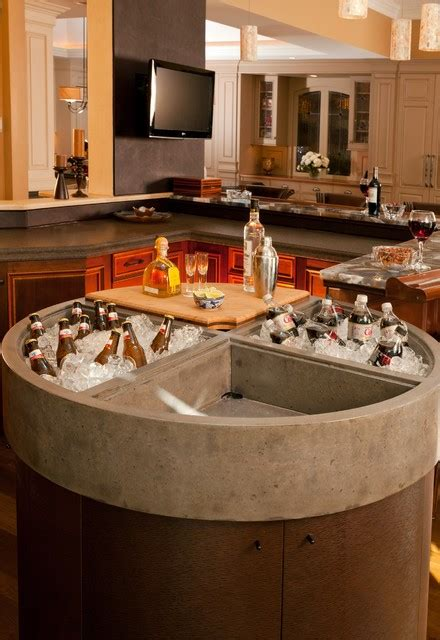 Bar Top Shelf by Top Shelf Home Bar Traditional Home Bar Boston By