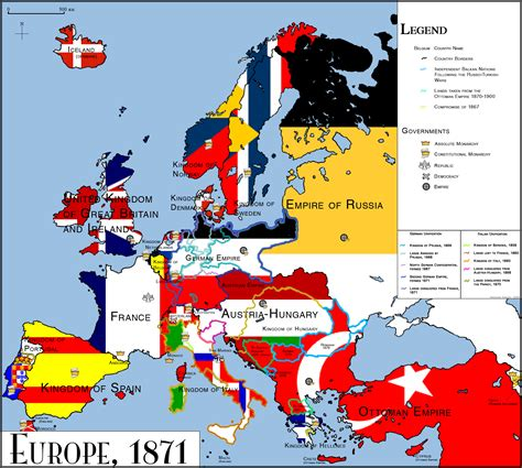 Modern European History 1871 2000 by Europe Europe In 1871 Images Frompo