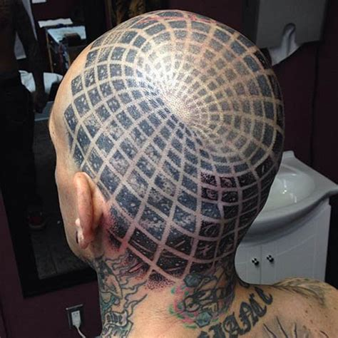 optical illusion tattoos 10 of the best optical illusion tattoos cultured vultures