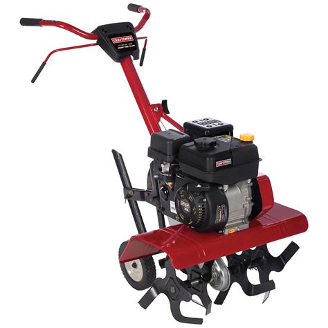 Garden Tiller by Rear Tine Tillers Get The Best Rear Tillers Sears