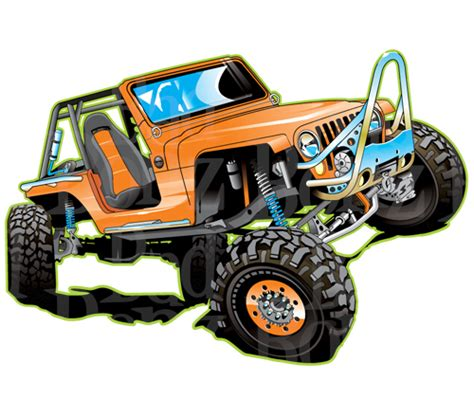 jeep   rock clipart clipground
