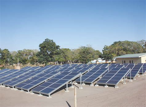 home solar plant invest more in solar mini grid power plants musika zambia daily mail