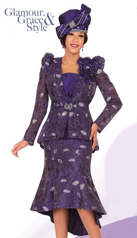 Get A Matching Marc By Marc Dress And Umbrella by Bm47507 229 Matching Hat 139 Purple Fallpattern