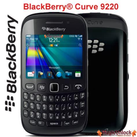 Handphone Blackberry Curve 9220 blackberry 174 curve 9220 network unlock code mep code 3 71