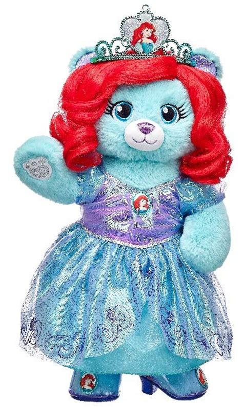 Check Build A Bear Gift Card Balance - disney princess ariel bear from build a bear workshop