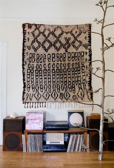 Rug On The Wall by Woven Dreams The Fashion Medley