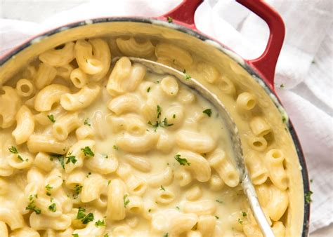 Mac Cheese stovetop macaroni and cheese recipetin eats