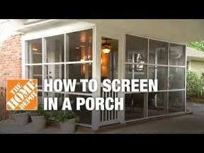 Patio Enclosure Kit How To Install The Screen Tight Porch Screen System For