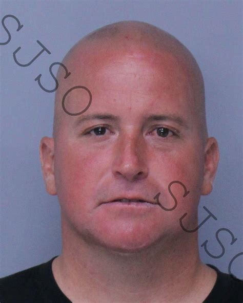 Johns County Arrest Records Gremillion Inmate Sjso17jbn003474 St Johns