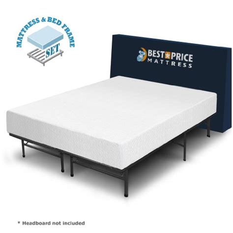 Bed Frame With Mattress Sale Best Price Mattress 10 Inch Memory Foam Mattress And Bed