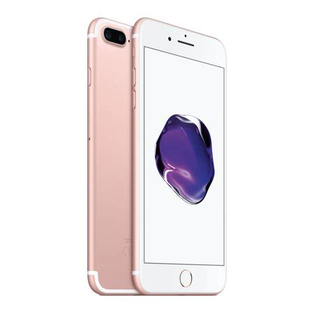 apple iphone 7 plus 128gb gold fully unlocked certified refurbished condition