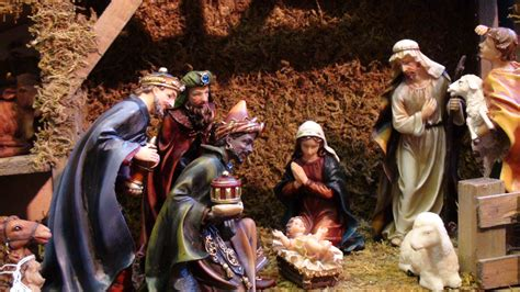 Jesus Crib Images by Cribs And Nativity Sets