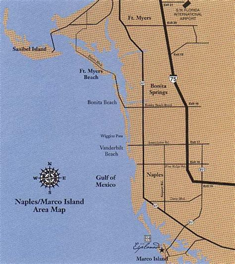 marcos island florida map esplanade shops marco island florida map and directions
